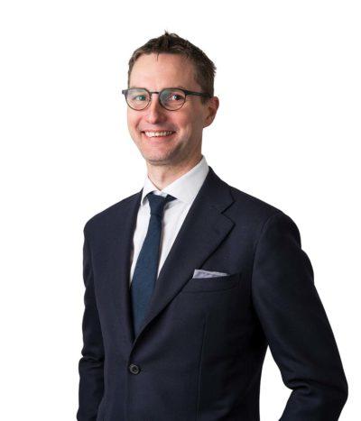 Martin Alsander, VD och koncernchef, Stampengruppen